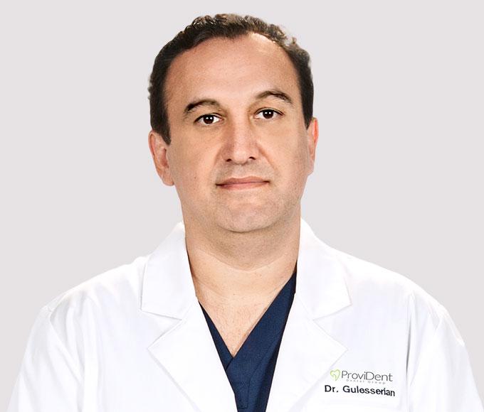 "Dr. ""Ara"" Arthur Gulesserian"