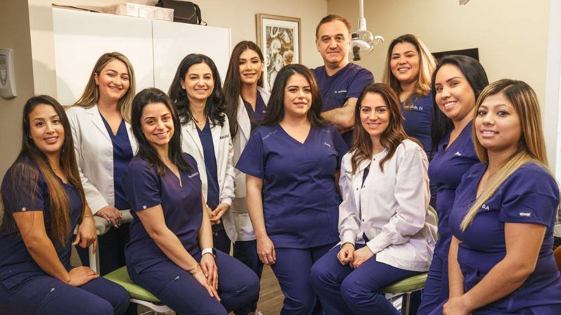 burbank dental group