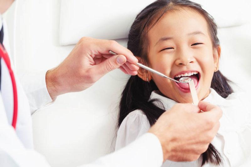 child's dentist in Burbank