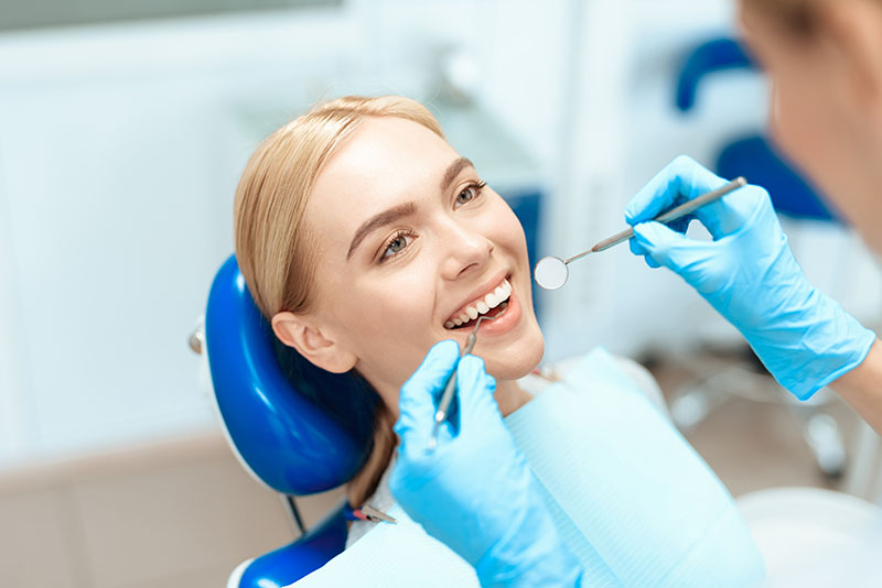 dentist in burbank ca