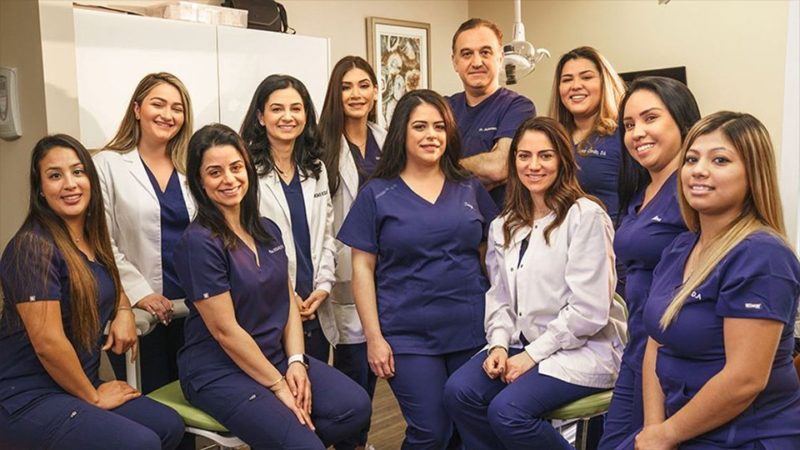 endodontist in burbank