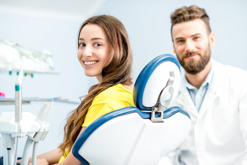 get a dental check with a dentist in burbank ca