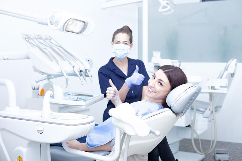 a dentist in burbank