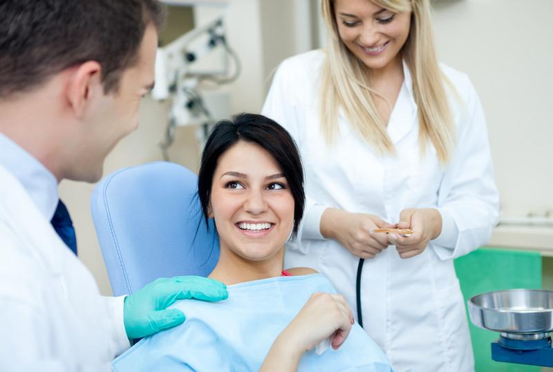 top dentist in Burbank
